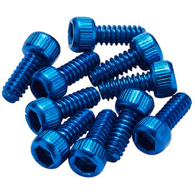 Reverse US Pedal Pin Set for Escape Pro/Black One Alu, blue